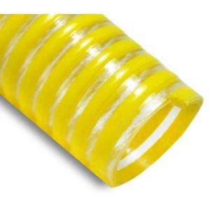 Sarı Spiral Emici Verici Hortum